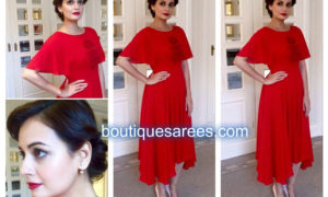 Diya Mirza In VERB BY Pallavi Singhee