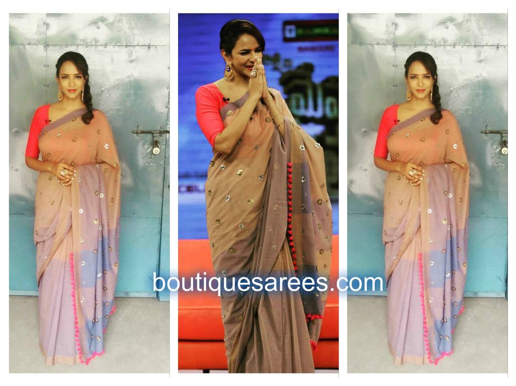 lakshmi manchu in trisha dutta