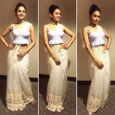 rakul preet singh in archana rao label