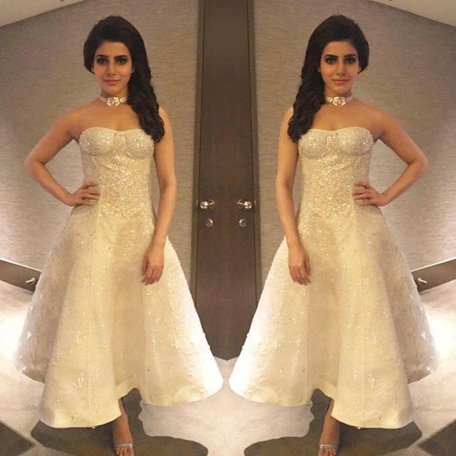 samantha in shriya som at siima awards 2016