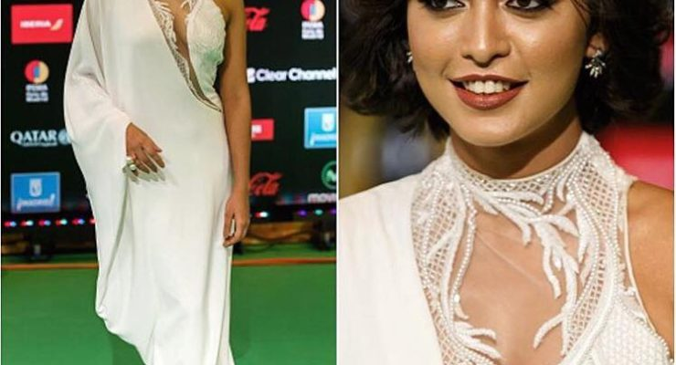 Sayani Gupta At IIFA Awards 2016