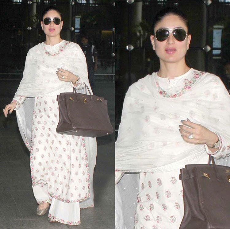 Kareena Kapoor Khan in a Sabyasachi