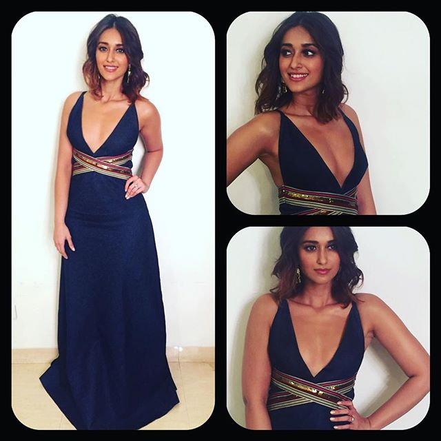 ileana in monish jaising
