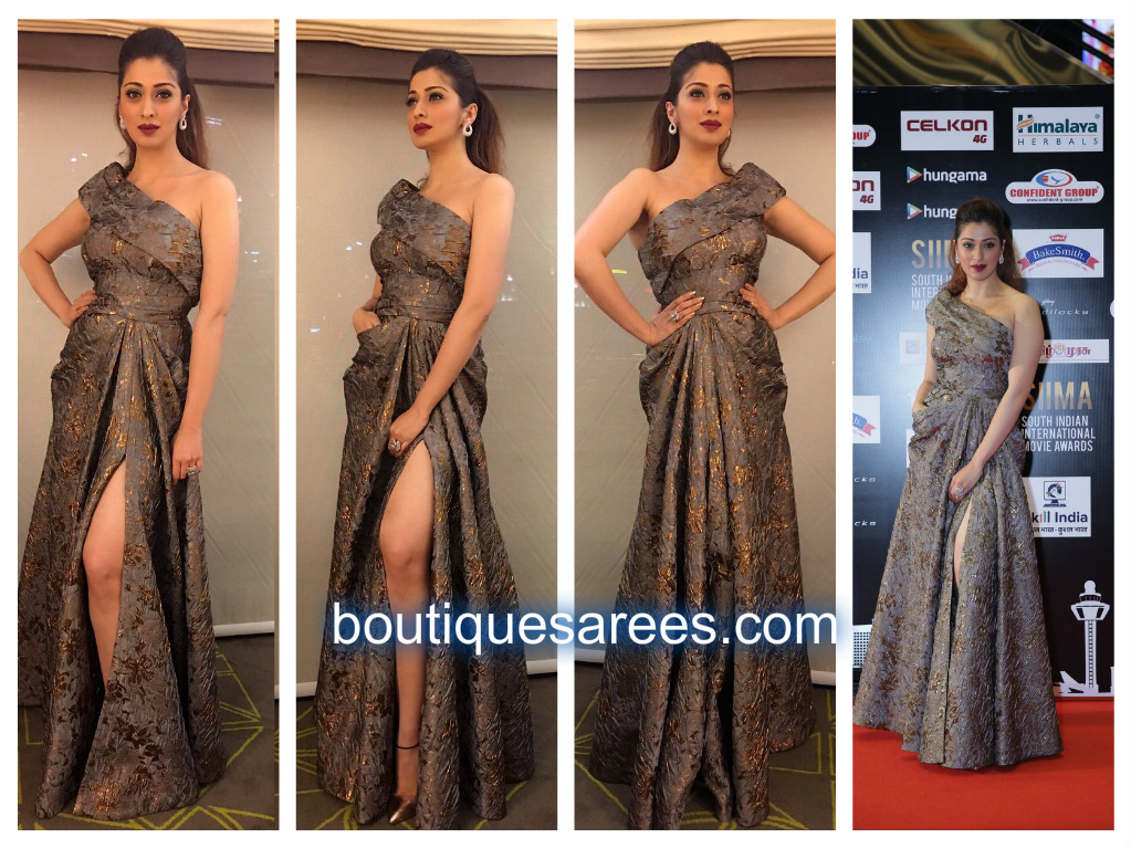 raai laxmi at siima