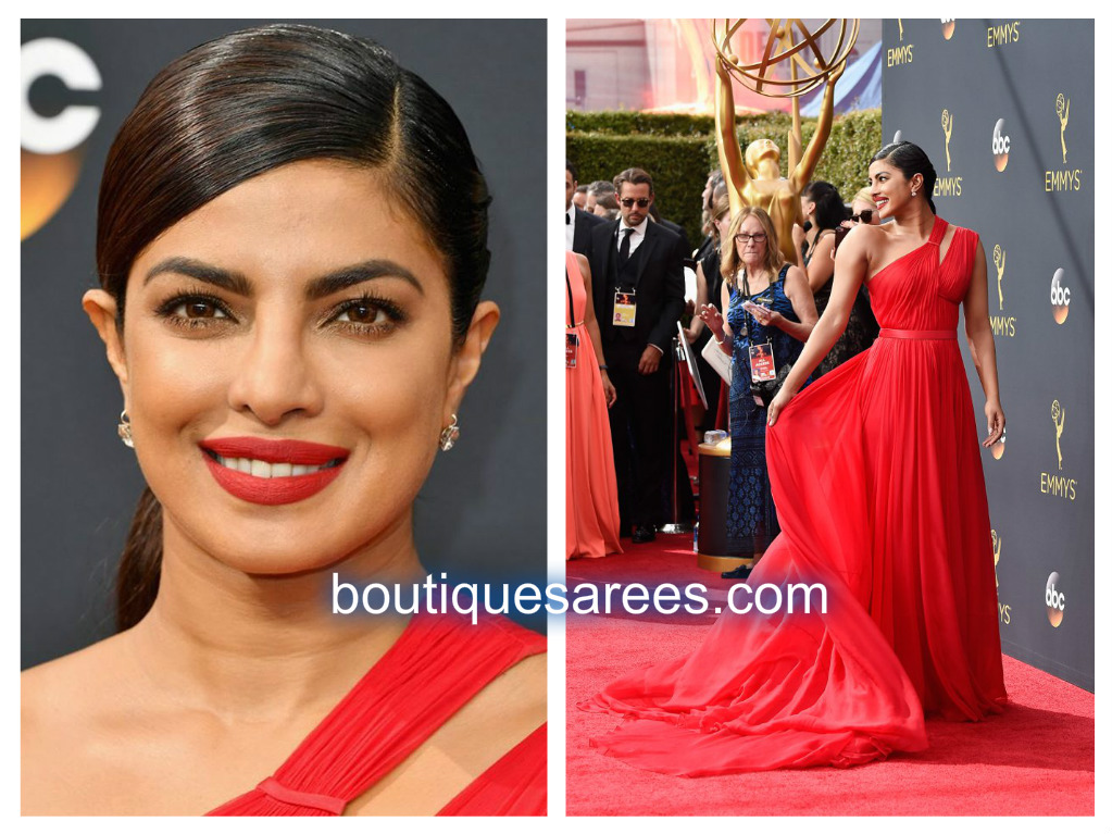 priyanka-in-red-gown