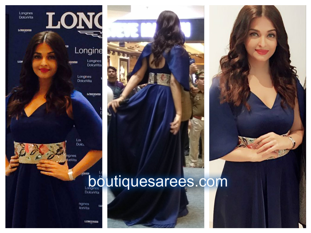 aish-in-blue-long-gown