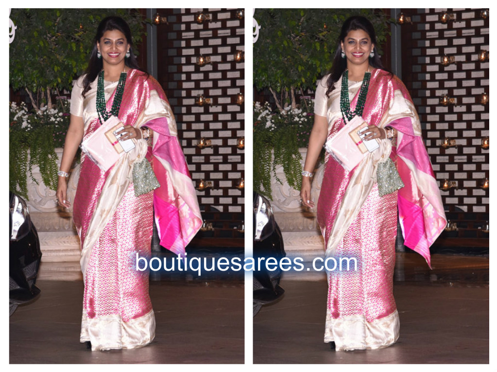 pinky-reddy-in-saree