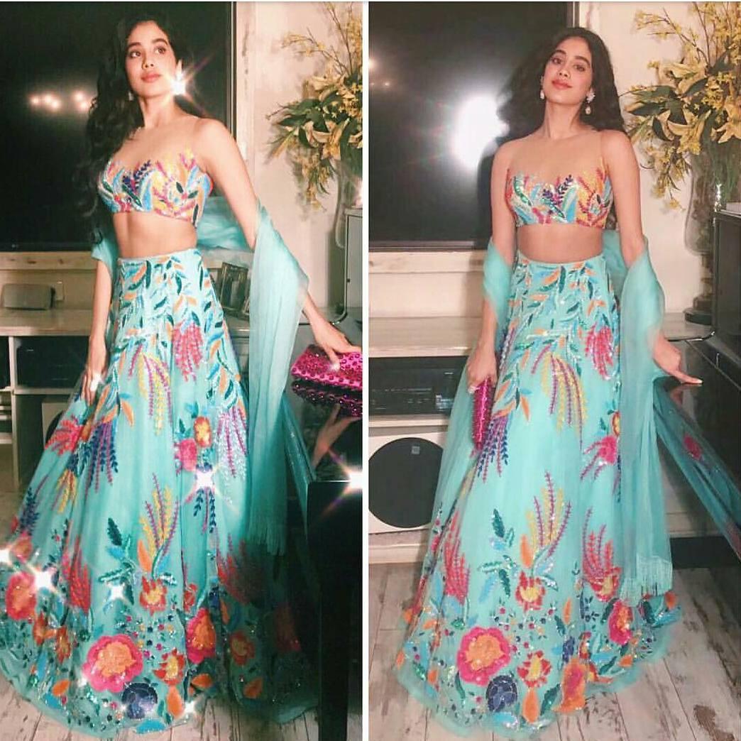 Beautiful Manish Malhotra Party Wear Dresses Model - All Wedding ...
